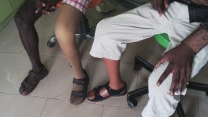 A NEW LEASE OF LIFE: RAHI PRESENTS ARTIFICIAL LIMBS TO AMPUTEES