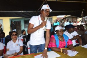 RAHI/NDDC MEDICAL AND RELIEF MATERIAL PROGRAMME :OPOBO TOWN FLAG OFF
