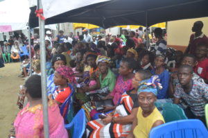 OPOBO TOWN AND ENVIRONS AGOG AS RAHI/NDDC MEDICAL MISSION CONTINUES IN THE RIVERINE COMMUNITY