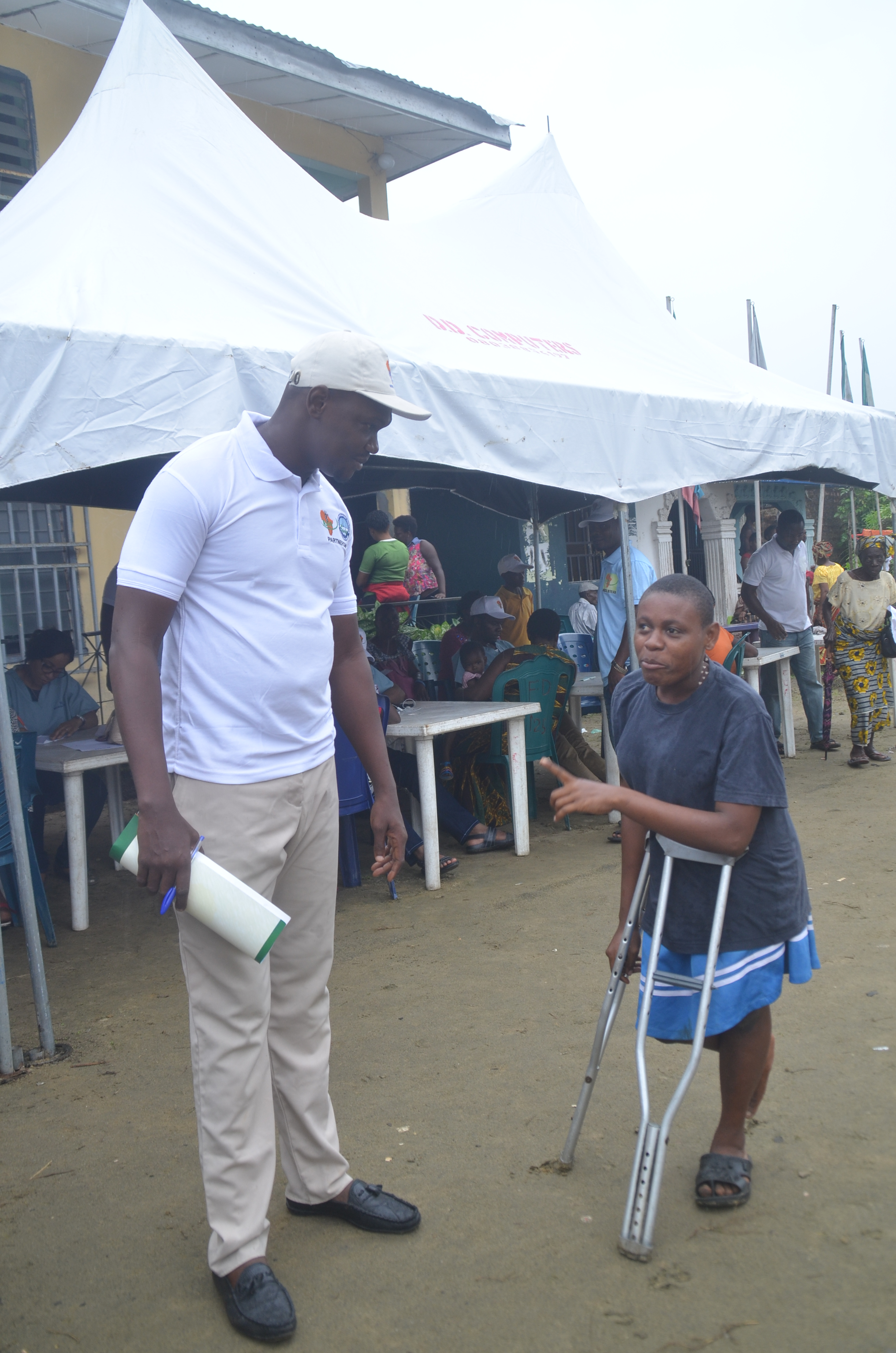 RAHI MEDICAL OUTREACH: CARING FOR THE VULNERABLE GROUPS IN OUR SOCIETY